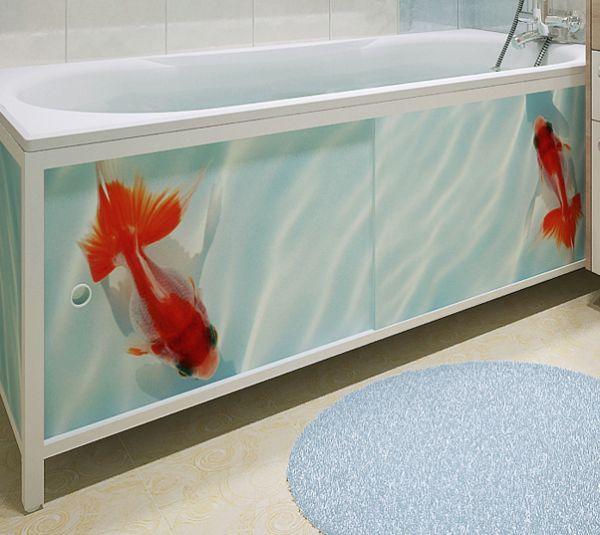 Экраны для ванной раздвижные своими руками