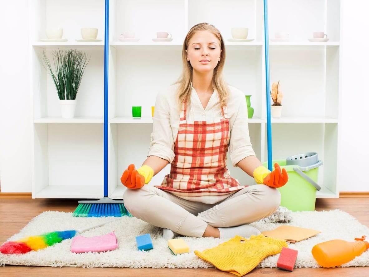 Как превратить уборку в приятное занятие?